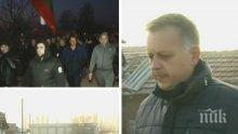 Кметът на Войводиново: Хората бързо се организираха и показаха, че няма да позволят завръщането на ромите