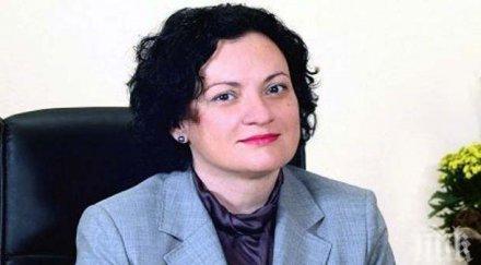 ГЕРБ в Бургас номинира Ивелина Василева за евродепутат