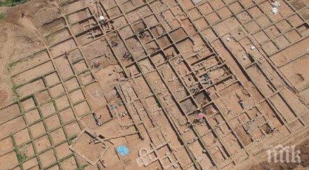 """АПИ: Готов е проектът за преместване на археологическите ценности, открити по трасето на """"Струма"""""""