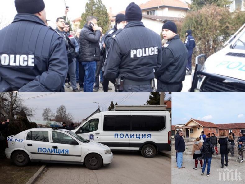 Циганите от Войводиново ще бъдат настанени в... Столипиново