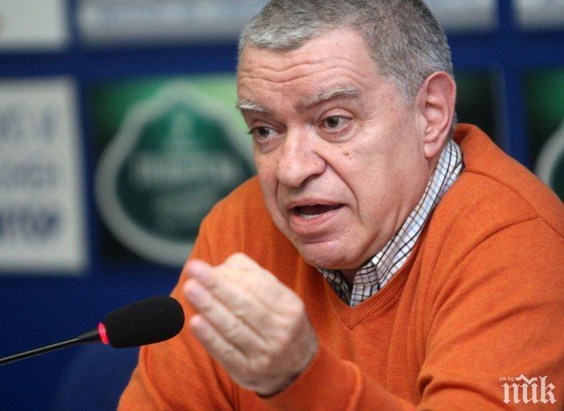 Проф. Михаил Константинов: Изборните резултати не могат да бъдат атакувани