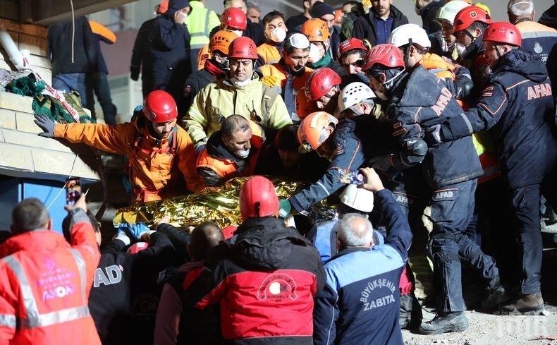 След трагедията в Истанбул, бутат 8 блока