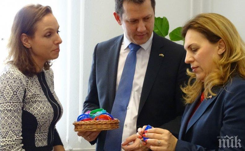 Вицепремиерът Марияна Николова обсъжда интеграцията на уязвимите групи в Унгария