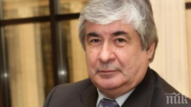 Руският посланик Анатолий Макаров: Цветанов няма никакви основания да говори за руска намеса в евроизборите