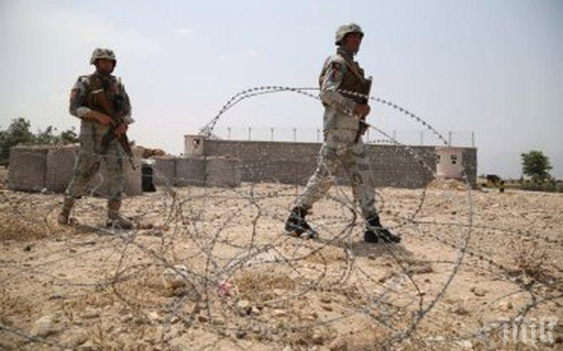И Чехия подготвя изтегляне на военния си контингент от Афганистан