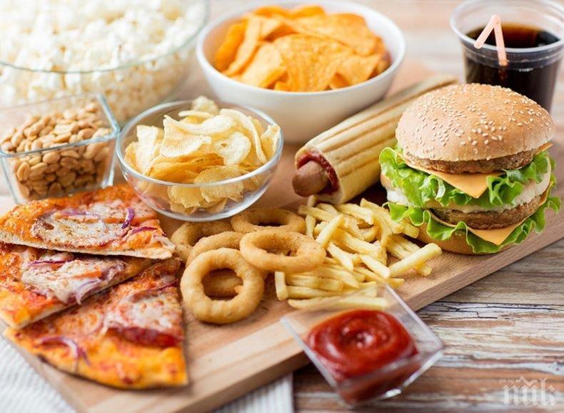 МОДЕРЕН ЖИВОТ: 10% от храната за вкъщи се поръчва само през нета
