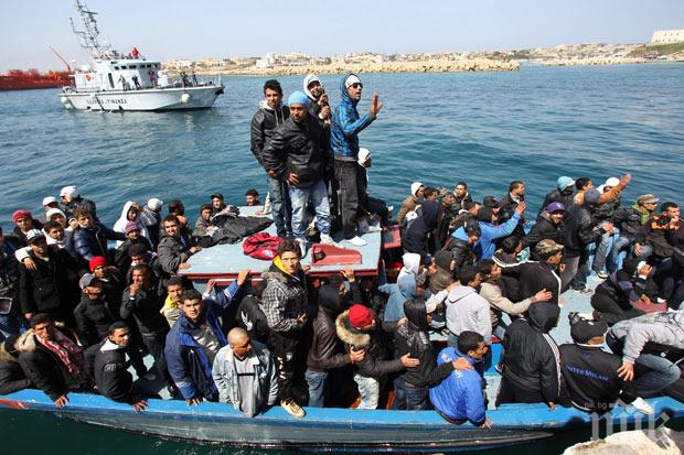 Турските власти заловиха 48 нелегални мигранти