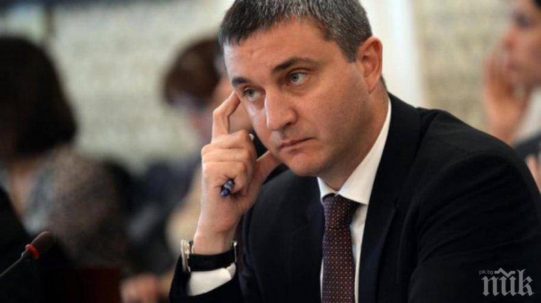 Владислав Горанов: Срокът за смяна на касовите апарати и софтуера може да бъде удължен