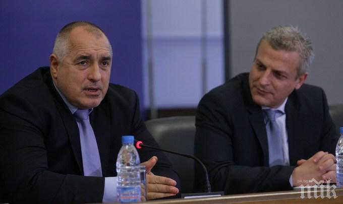 ПЪРВО В ПИК TV: Борисов отложи разпита си по делото за ваксините срещу Москов (ОБНОВЕНА)