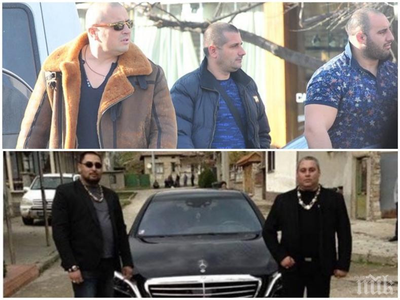 УЛИЧНА ВОЙНА: Кьоравите братя цигани с тузарските коли воювали с кръвожадния Камен Куката
