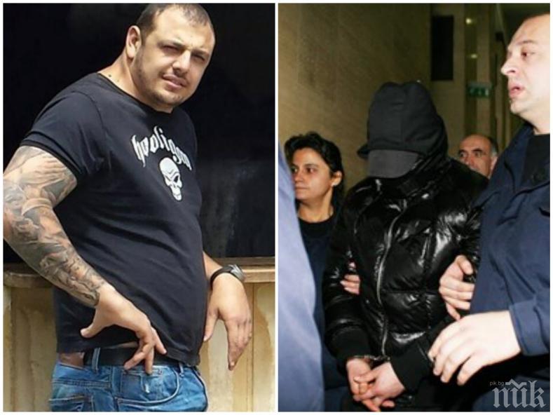СТРАХ ЛОЗЕ ПАЗИ: Наско Гаргата бяга в Сърбия заради Темерута