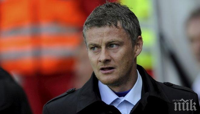 РЕШЕНО: Солскяер остава за постоянно начело на Манчестър Юнайтед
