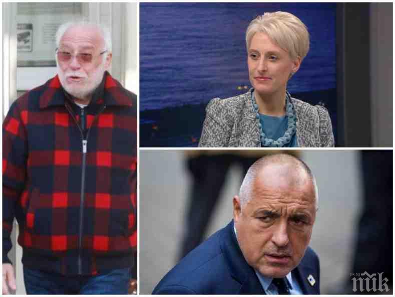 """ПЪРВО В ПИК: Борисов се среща с британския посланик заради отравянето на Емилиян Гебрев по аферата """"Скрипал"""""""