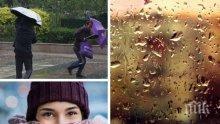 ПЪРВО В ПИК TV: Мощен вятър шашна софиянци - виелицата се усилва, както алармираха синоптиците
