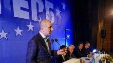 Цветан Цветанов пред над 400 членове и симпатизанти на ГЕРБ-Шумен: Президентът Румен Радев е говорител на опозицията