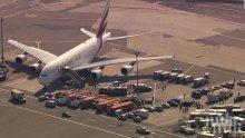 Дрон затвори летището в Дубай