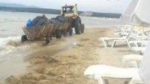 ОТЛИВ: Руснаци и англичани се отказват от плажовете ни