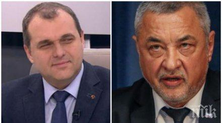 ПАТРИОТИЧНИ ВОЙНИ: ВМРО се разгневи на промяна в Изборния кодекс - човек на Каракачанов скочи на Валери Симеонов и НФСБ