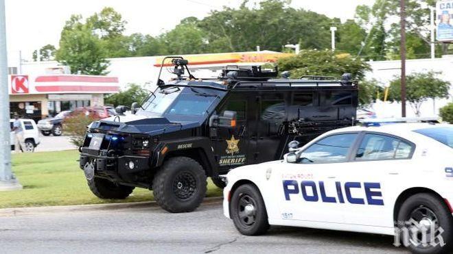 Кървава трагедия: Пет жертви при стрелба в къща в Тексас
