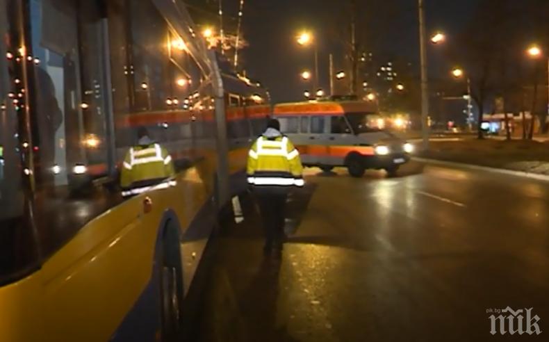 ТРАГЕДИЯ: Архитект Жеко Тилев е мъжът, издъхнал при инцидента с тролей в столицата
