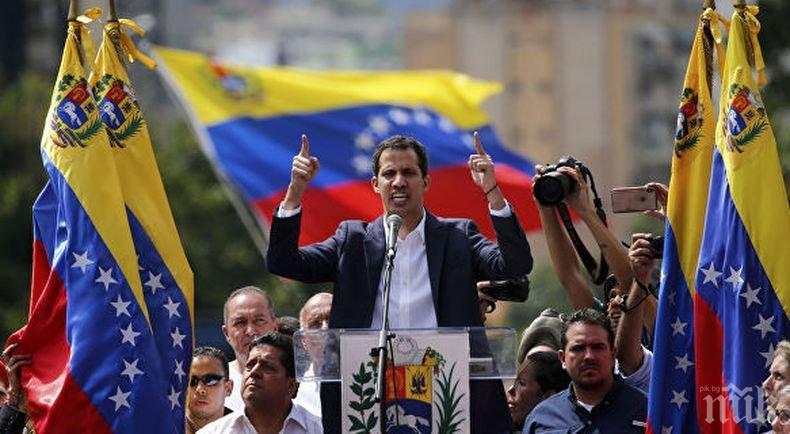Опозицията във Венецуела подготвя отваряне на нов пункт за хуманитарна помощ в Бразилия