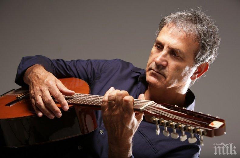 Големият Даларас с концерт за първи път в София