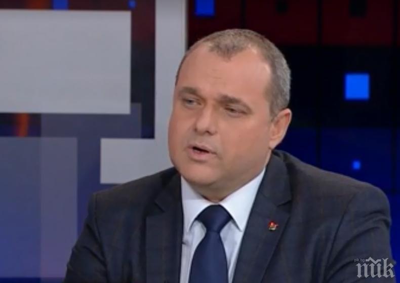Искрен Веселинов потвърди: Ако ГЕРБ не приеме концепция за маргинализацията на циганите, минаваме в опозиция