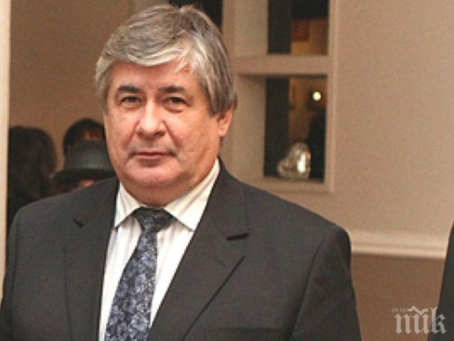 """Руският посланик: Наблюдаваме активни опити отвън да се зачертае възможността """"Турски поток"""" да продължи през България"""