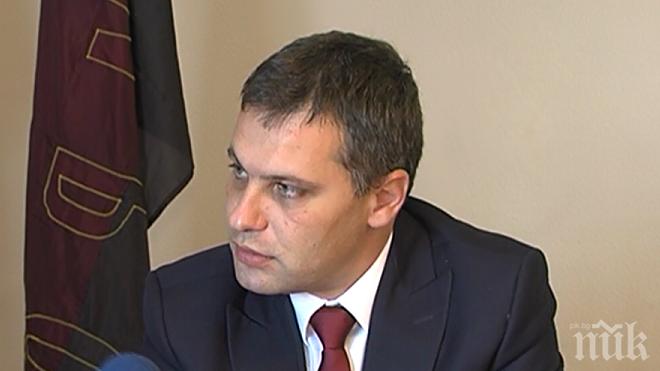 """Александър Сиди: Не се поддавайте на натиска на """"правозащитници"""", които настояват да бъдат настанени избягалите от Войводиново цигани"""