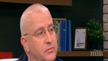 Евродепутатът Светослав Малинов хвърли бомба: Всички демократични формации излизаме с единна изборна листа