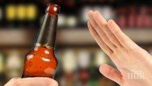 Проучване: Младежите избягват твърдия алкохол заради социалните мрежи