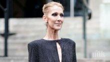 Шокиращо слаба: Селин Дион се бори с анорексията