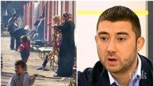 ГОРЕЩА ТЕМА: Карлос Контрера за циганското меле в Кюстендил: Гетата са престъпни средища, своеобразни феодални владения