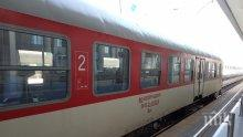 БДЖ обновява съставите на влаковете с ремонтирани вагони (СНИМКИ)