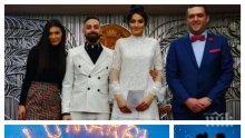 """МЕНДЕЛСОН: """"Мис България"""" се омъжи за бившия любовник на Елен Колева (СНИМКИ)"""