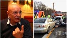 ЗЛОВЕЩО! Сръбски медии: Пиян джигит убил Шабан Шаулич в Германия