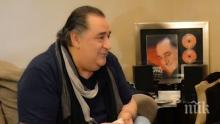 Големият Василис Карас: Българската публика е най-добрата