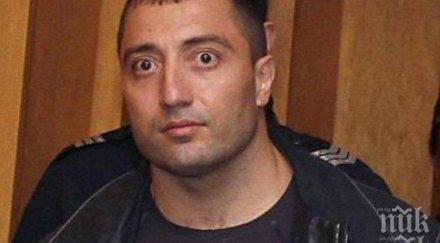 ПЪРВО В ПИК TV: Митьо Очите кацна в София след екстрадицията - конвой на съдебна охрана го прибира в ареста (ОБНОВЕНА/СНИМКИ)