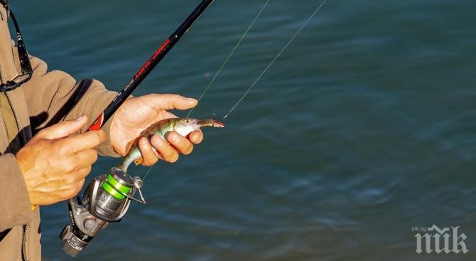 ВАЖНО: Порожанов наложи 3-годишна забрана за риболов на над 200 места в страната