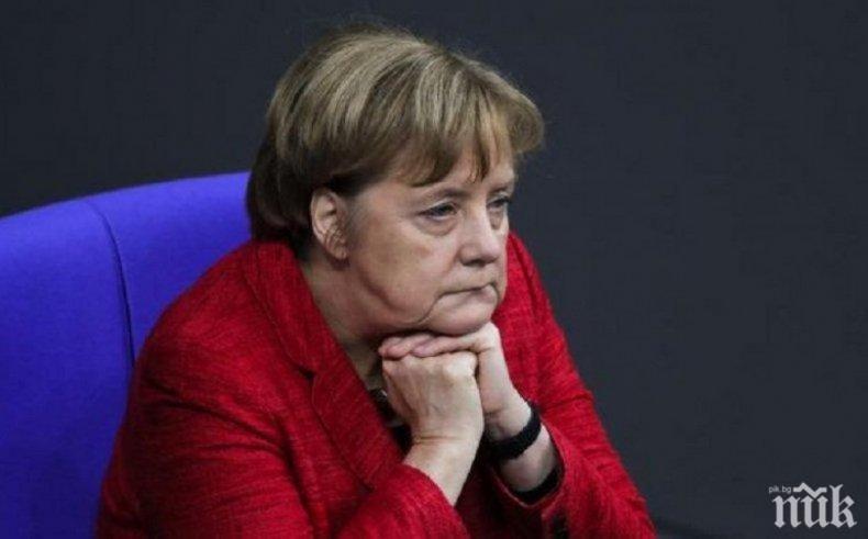 Канцлерът на Германия с предупреждение: Изтеглянето на САЩ от Сирия ще засили влиянието на Русия и Иран