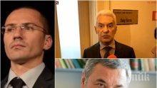 САМО В ПИК TV: Волен Сидеров с горещ коментар пред медията ни за Ангел Джамбазки и евроизборите (ОБНОВЕНА)