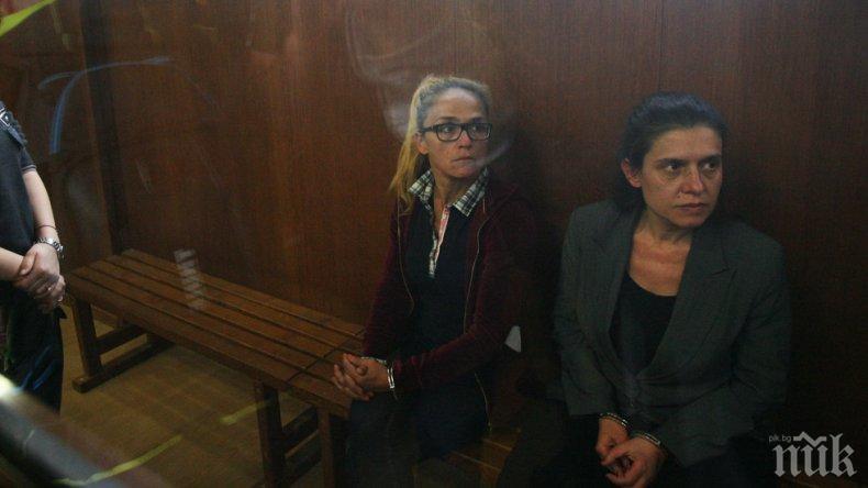 ПЪРВО В ПИК: Отмениха заседанието по делото на Десислава Иванчева и Биляна Петрова