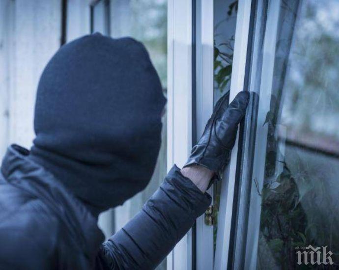 Крупна кражба разследват полицаите в Гоце Делчев. Бандит издебна младо