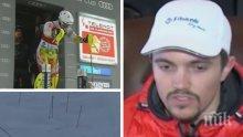 Новата звезда на родните ски Алберт Попов: Единствената ми цел след катастрофата, бе да се кача пак на ските