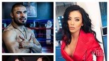 Бившият на Русата Златка заби фолк певица - протеже на Алисия е новата секс муза на Георги Валентинов