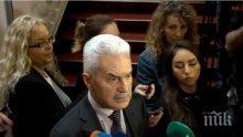 Волен Сидеров: Красимир Узунов беше голям българин и патриот