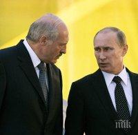 Лукашенко готов да се откаже от петрола на Путин