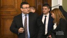 Младен Маринов с важни разкрития за контрабандата на горива и екстрадирането на испанския наркобос