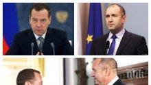 Асен Агов: Радев ще ползва Медведев, за да атакува Борисов