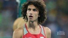 Тихомир Иванов остана на крачка от медал на Евро 2019 по лека атлетика в зала в Глазгоу